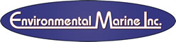 Environmental Marine, Inc. Logo